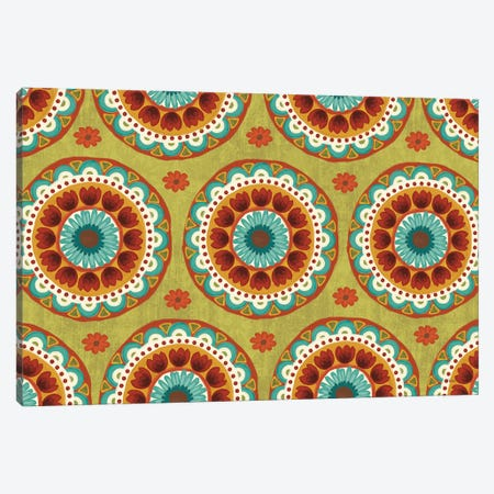 Flourish VI Canvas Print #WAC7926} by Veronique Charron Art Print