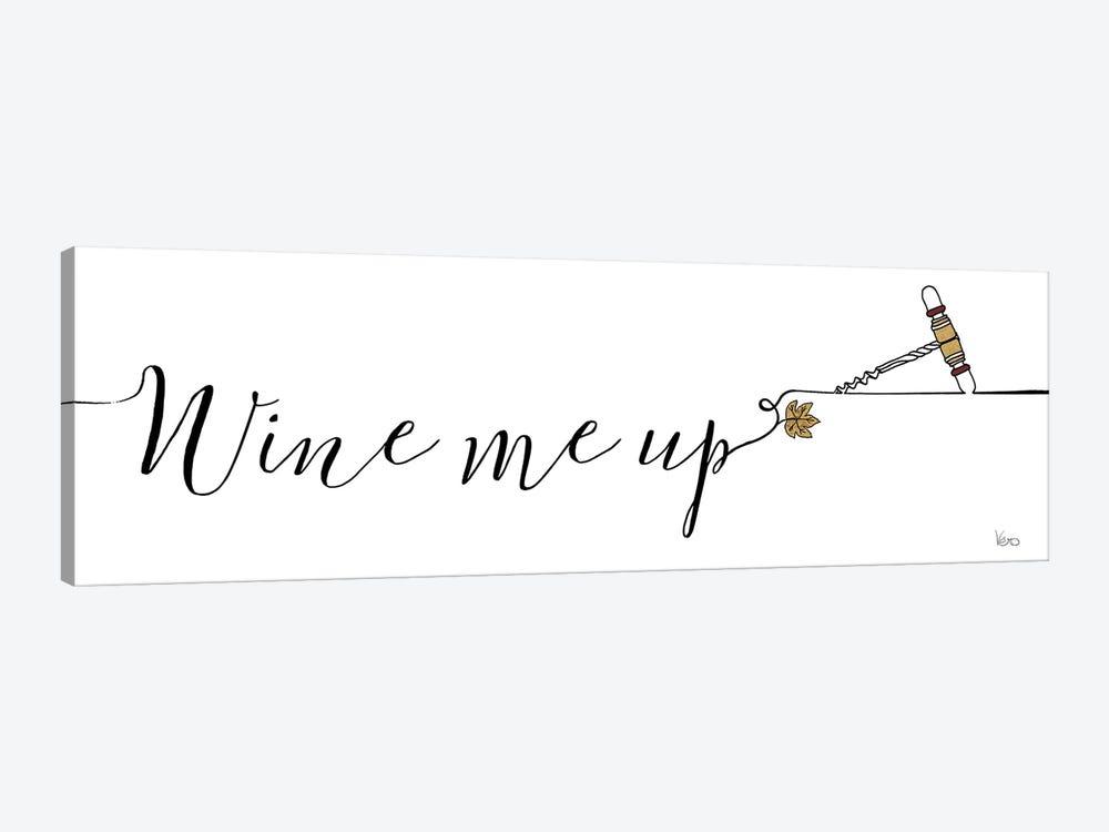Underlined Wine III by Veronique Charron 1-piece Art Print