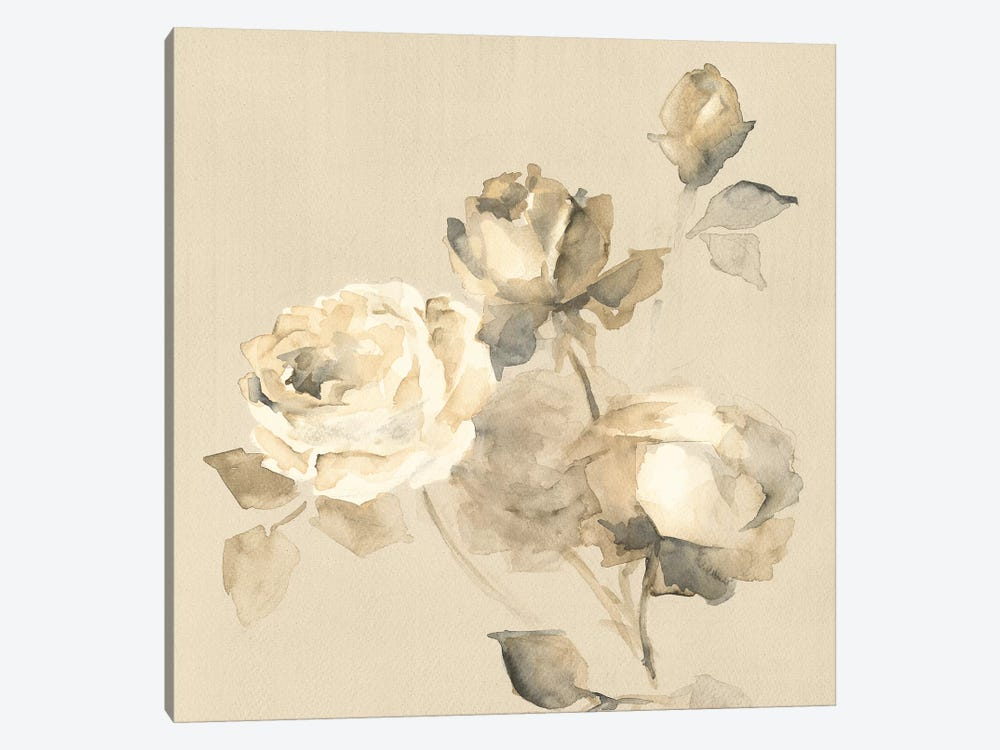 Rose Blossoms by Wild Apple Portfolio 1-piece Art Print