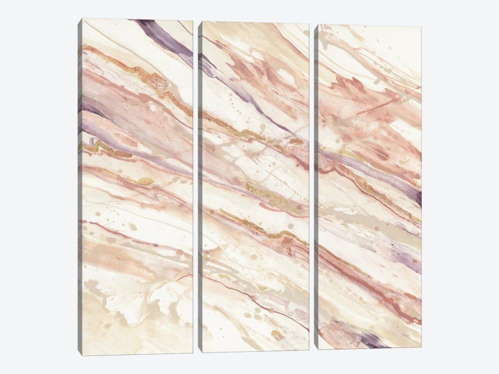 Copper Dreams I by Albena Hristova 3-piece Canvas Print