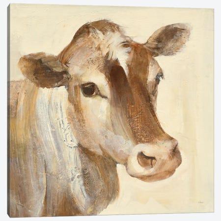 Looking At You I Canvas Print #WAC7990} by Albena Hristova Canvas Art Print