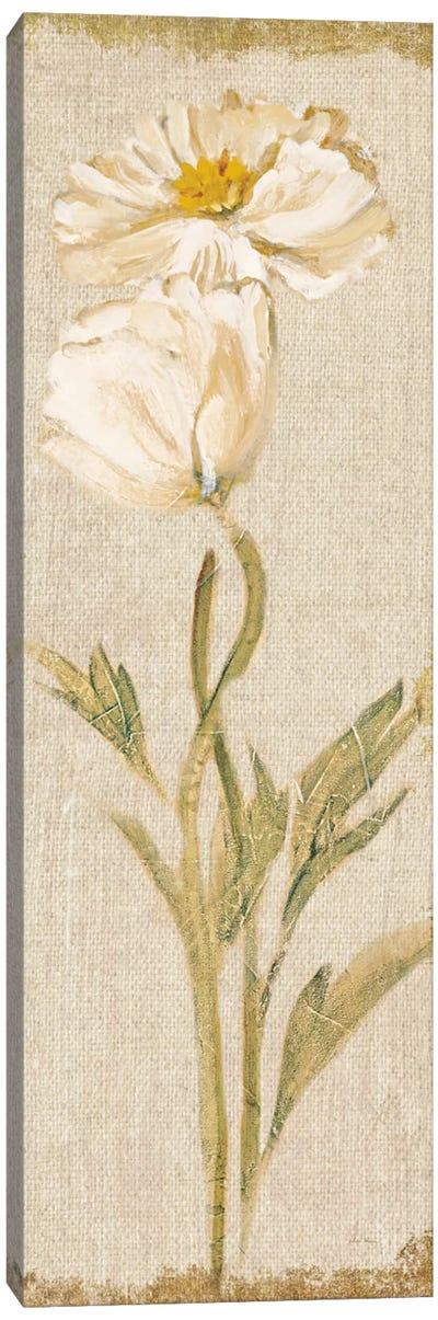 Cosmo Panel On White, Vintage Canvas Art Print