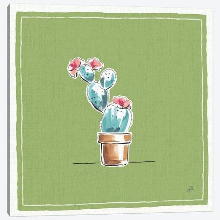 Desert Bloom IX Canvas Print #WAC8039} by Daphne Brissonnet Canvas Art