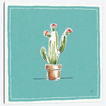 Desert Bloom VIII Canvas Print #WAC8040} by Daphne Brissonnet Canvas Print