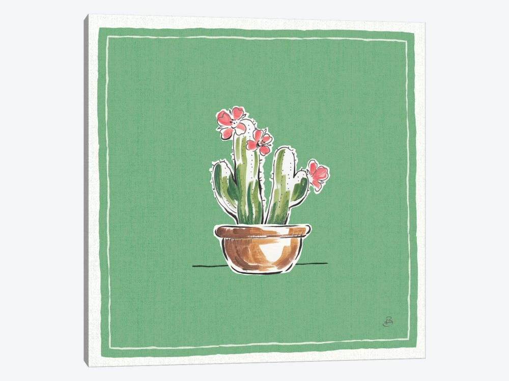 Desert Bloom X by Daphne Brissonnet 1-piece Canvas Artwork