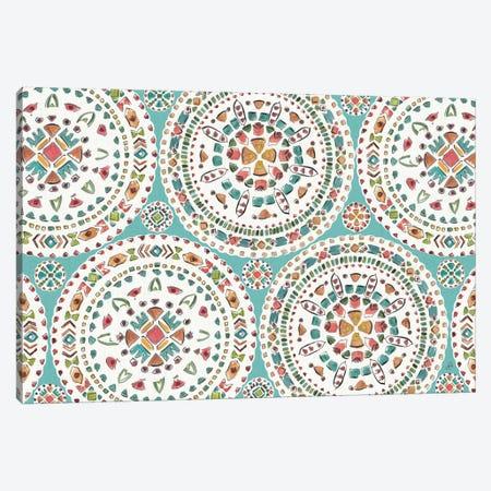 Desert Bloom XII Canvas Print #WAC8043} by Daphne Brissonnet Art Print