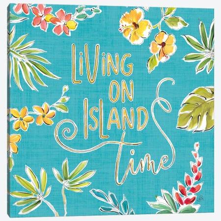 Tropical Oasis VI Canvas Print #WAC8046} by Daphne Brissonnet Canvas Art