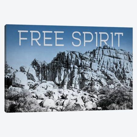 Ombre Adventure: Free Spirit Canvas Print #WAC8053} by Elizabeth Urquhart Canvas Art