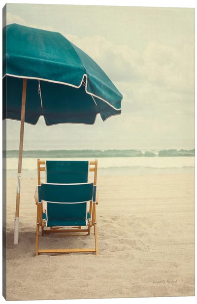 Under The Umbrella II Canvas Art Print