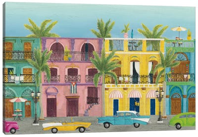 Havana I Canvas Art Print