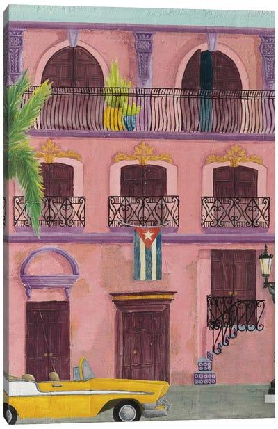 Havana II Canvas Art Print