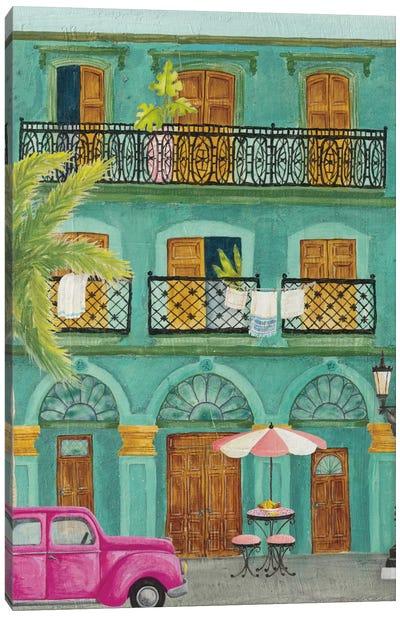 Havana III Canvas Art Print