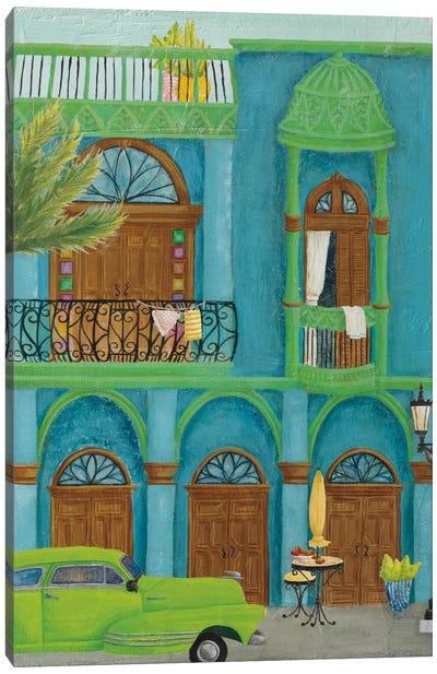Havana IV Canvas Art Print