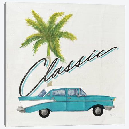Havana IX Canvas Print #WAC8062} by Elyse DeNeige Art Print