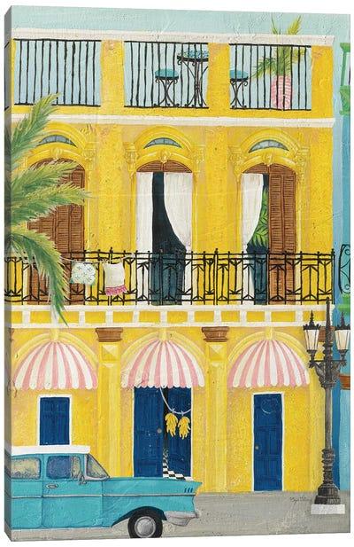 Havana V Canvas Art Print