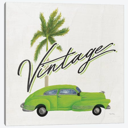 Havana VIII Canvas Print #WAC8066} by Elyse DeNeige Canvas Artwork