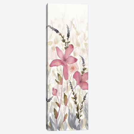 Watercolor Garden, Light II Canvas Print #WAC8068} by Elyse DeNeige Canvas Art Print