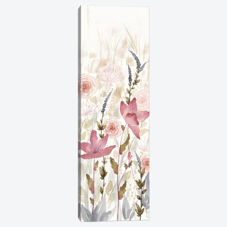 Watercolor Garden, Light III Canvas Print #WAC8069} by Elyse DeNeige Art Print