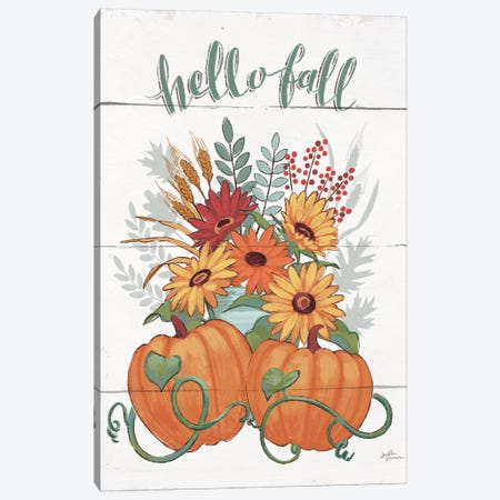 Fall Fun II Canvas Print #WAC8097} by Janelle Penner Canvas Print