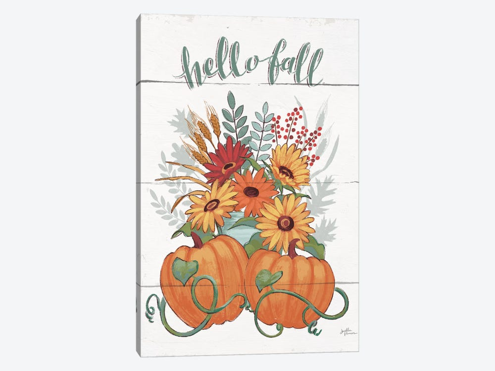 Fall Fun II by Janelle Penner 1-piece Canvas Print