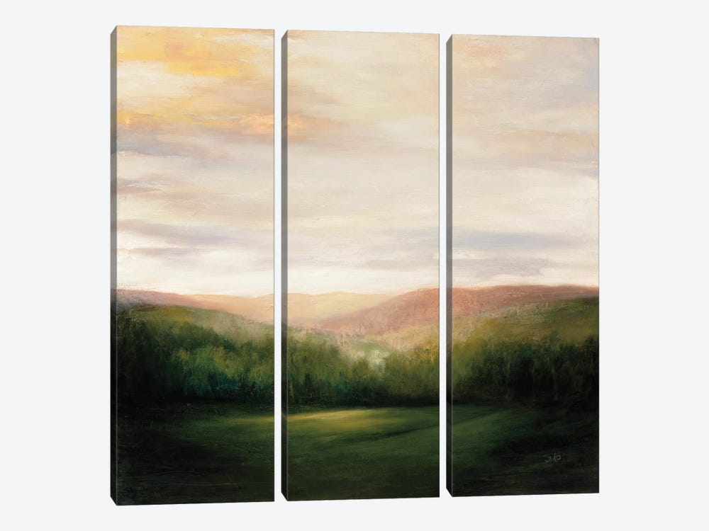 Celebration by Julia Purinton 3-piece Canvas Print