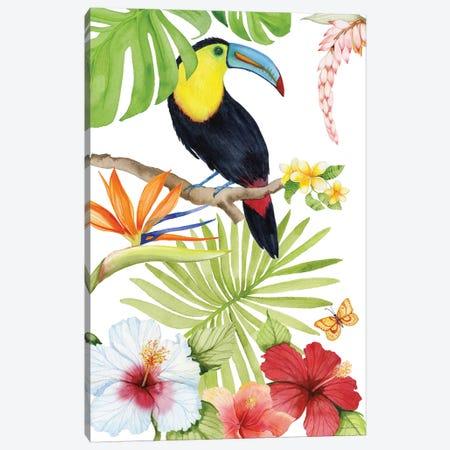 Treasures Of The Tropics I Canvas Print #WAC8133} by Kathleen Parr McKenna Canvas Print