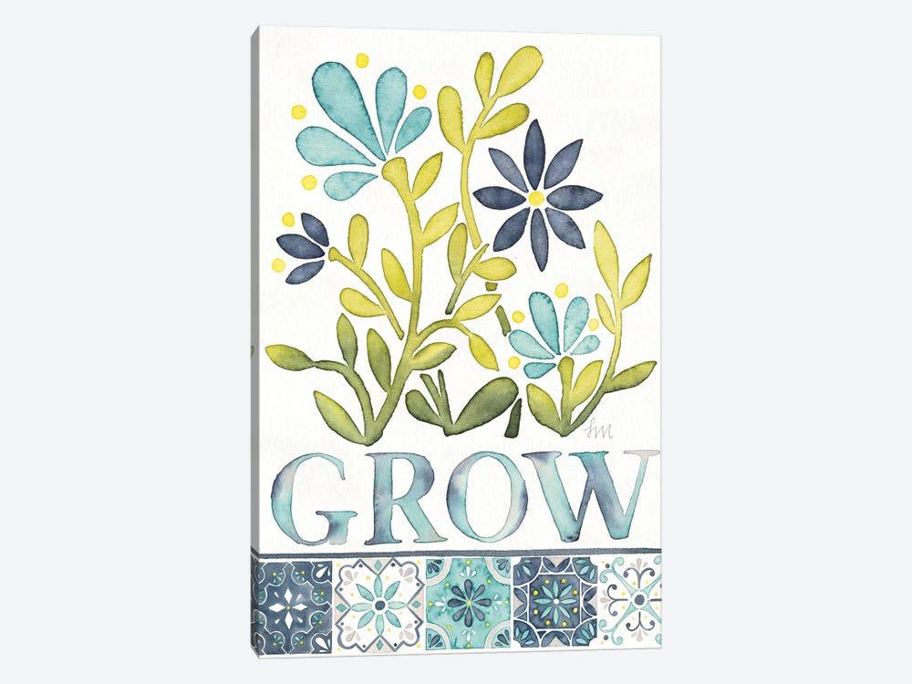 Garden Getaway Inspiration III by Laura Marshall 1-piece Canvas Art