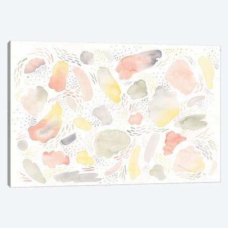Meadow Breeze I Canvas Print #WAC8169} by Laura Marshall Canvas Wall Art