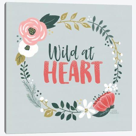 Wildflower Daydreams IV Canvas Print #WAC8178} by Laura Marshall Art Print