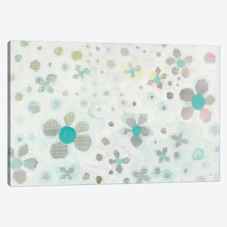Graph Blooms Canvas Print #WAC8194} by Melissa Averinos Canvas Art