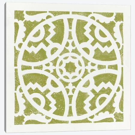 Hacienda Tile IV Canvas Print #WAC8201} by Moira Hershey Art Print