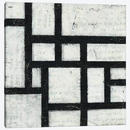 Labyrinth III Canvas Print #WAC8205} by Moira Hershey Canvas Wall Art
