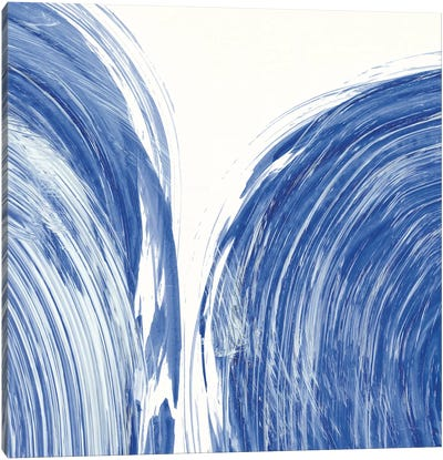 Swirl I Canvas Art Print