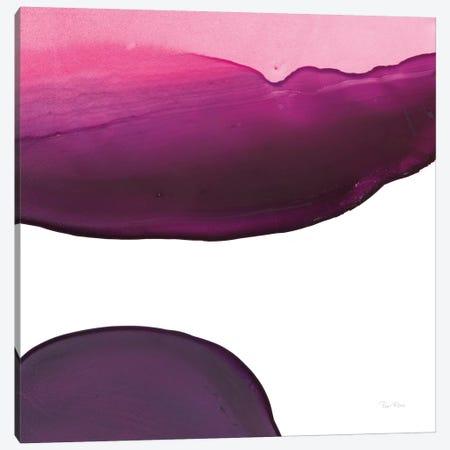 Swish Of Magenta III Canvas Print #WAC8231} by Piper Rhue Canvas Art