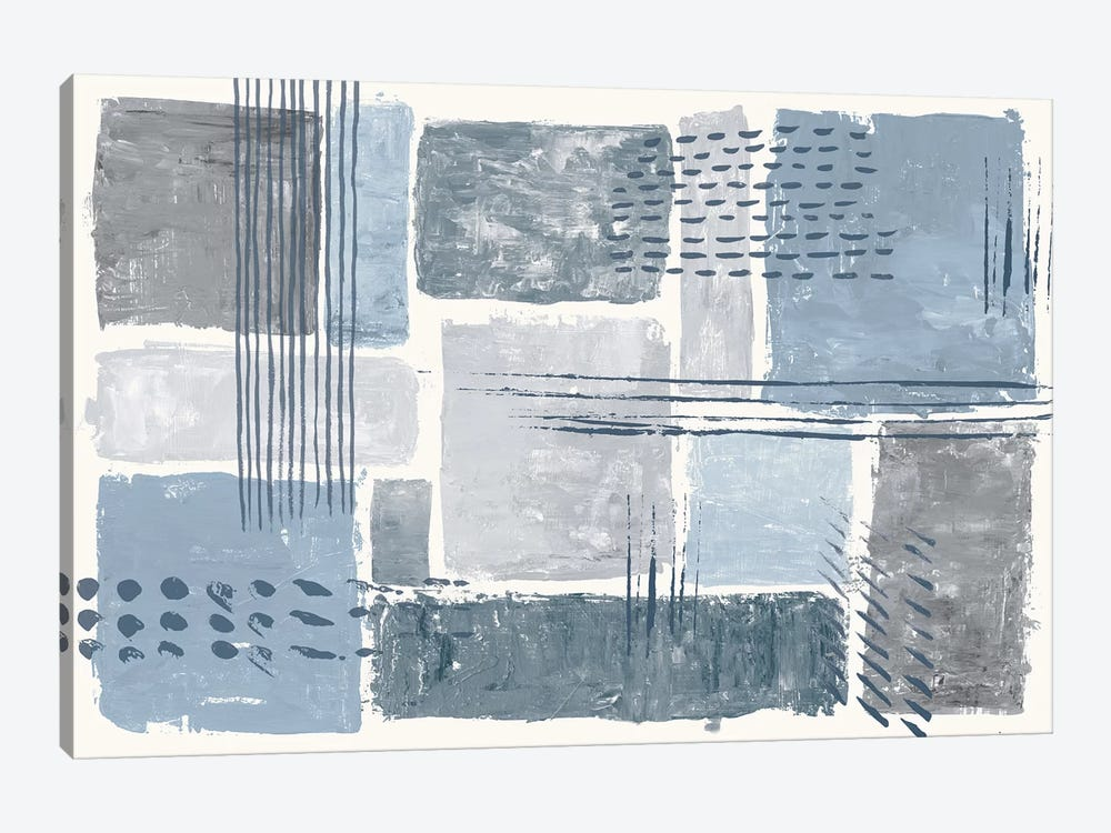 Between The Lines I by Sarah Adams 1-piece Art Print