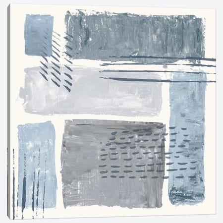 Between The Lines II Canvas Print #WAC8233} by Sarah Adams Canvas Art
