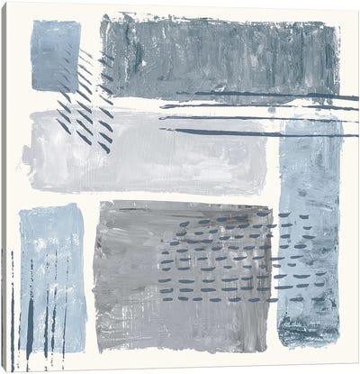 Between The Lines II Canvas Art Print