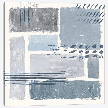 Between The Lines III 3-Piece Canvas #WAC8234} by Sarah Adams Canvas Print