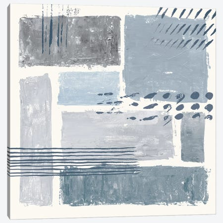 Between The Lines III Canvas Print #WAC8234} by Sarah Adams Canvas Print
