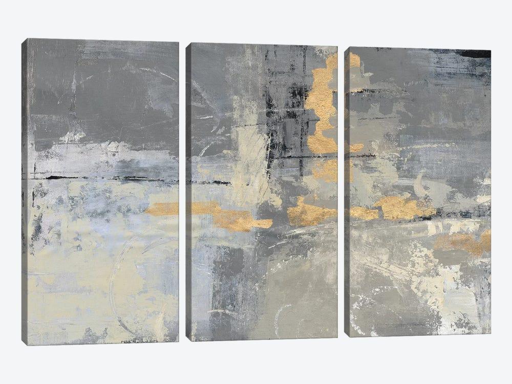 Missing You Crop II by Silvia Vassileva 3-piece Canvas Print