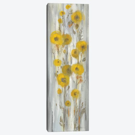Roadside Flowers II Canvas Print #WAC8252} by Silvia Vassileva Canvas Art