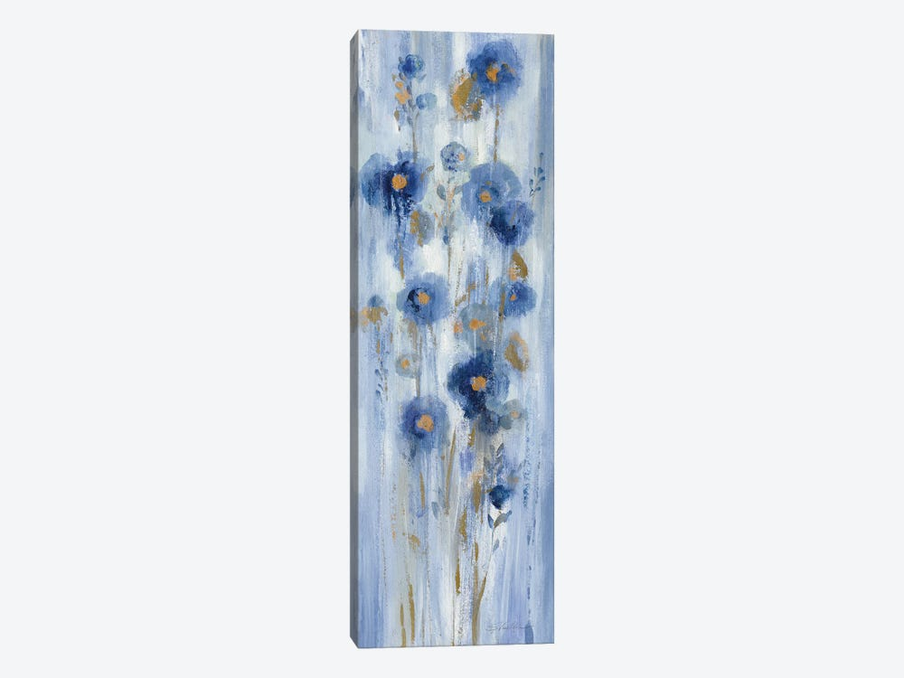 Seaside Flowers I 1-piece Canvas Print