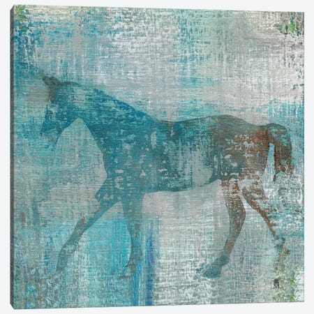 Cheval I Canvas Print #WAC8263} by Studio Mousseau Art Print