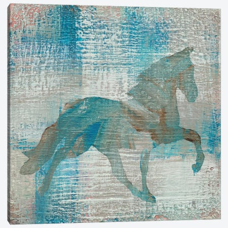 Cheval II Canvas Print #WAC8264} by Studio Mousseau Canvas Wall Art