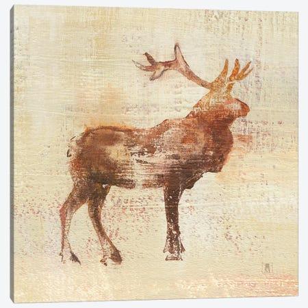 Elk Study Canvas Print #WAC8265} by Studio Mousseau Canvas Artwork
