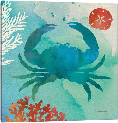 Under The Sea III Canvas Art Print
