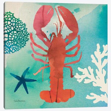 Under The Sea IV 3-Piece Canvas #WAC8270} by Studio Mousseau Canvas Art