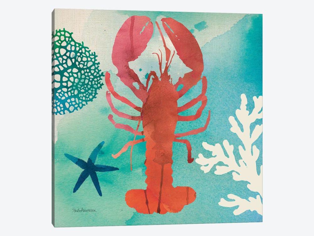 Under The Sea IV by Studio Mousseau 1-piece Canvas Print