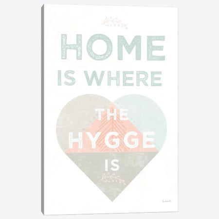 Cozy Hygge I Canvas Print #WAC8274} by Sue Schlabach Canvas Print
