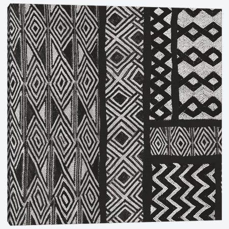 Kuba Abstract, B&W III Canvas Print #WAC8283} by Sue Schlabach Canvas Art Print